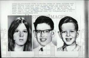 1971 Press Release showing List's deceased children