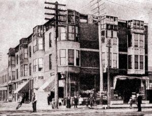 H.H. Holmes Murder Castl