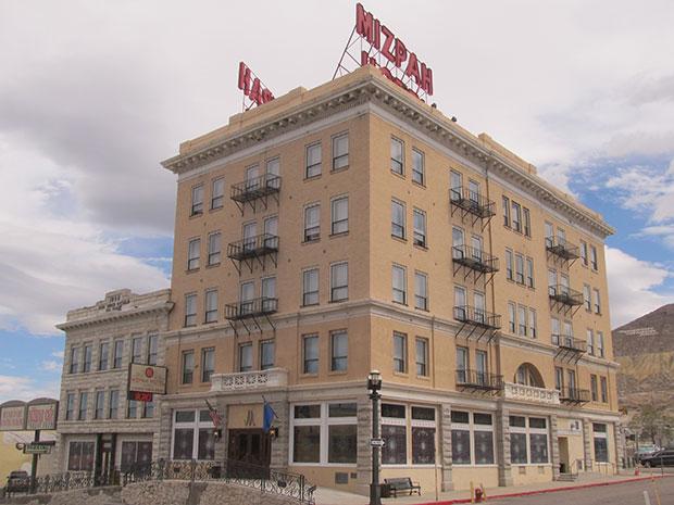 Most Haunted Location Nevada