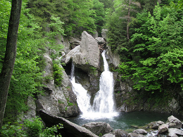 Haunted Hiking Trails Bash Bish Falls