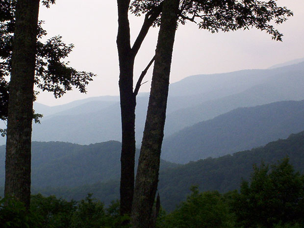 Haunted Hiking Trails Great Smoky Mountains
