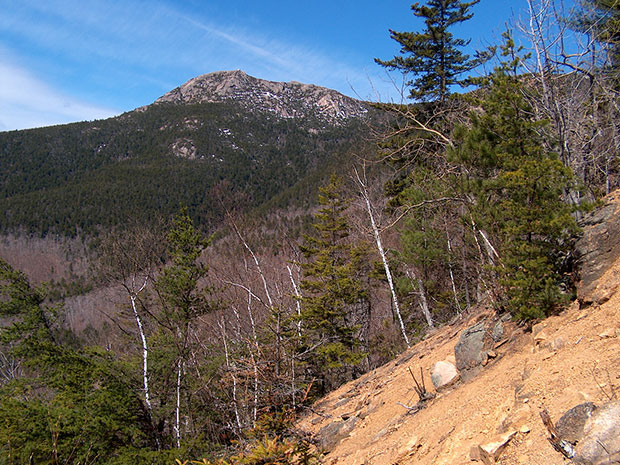 Haunted Hiking Trails Mount Chocorua