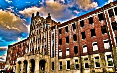 Waverly Hills Sanatorium – America's Paranormal Playground History, hauntings, tour of the infamous shuttered Louisville TB hospital