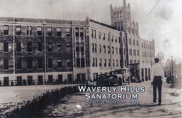 Waverly Hills Sanatorium 1926