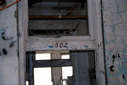 Waverly Hills Sanatorium Room 502