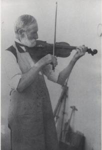 Stanley Hotel FOStanley violin