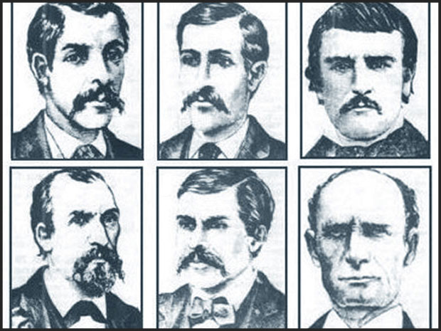 Pennsylvania's Haunted Moonshine Church and the Blue Eyed Six Murder 19th century insurance killing yielded a half-dozen ghosts