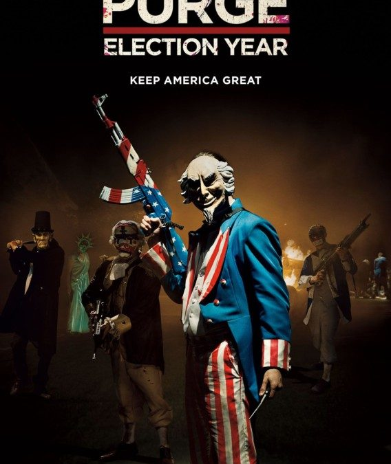The Psychology of THE PURGE: ELECTION YEAR Third time's a charm?