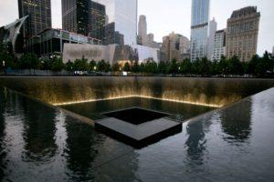 Memorials 9/11 Memorial (Outside)
