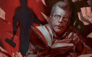 Stephen-King-by-Tyler-Jacobson