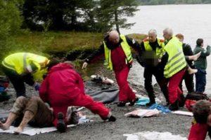 Anders Behring Breivik Responders to Utoya