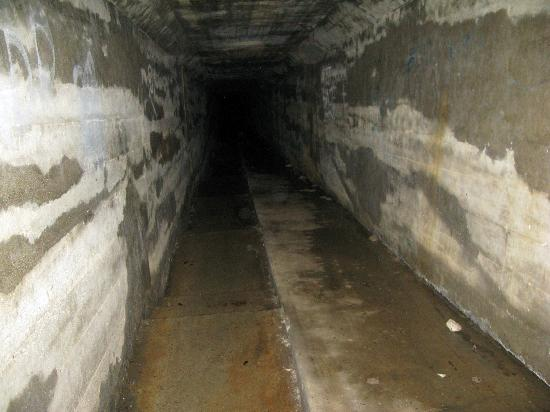 Waverly Hills Sanatorium body chute