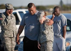 Fort Hood Aftermath [NBC Photo]