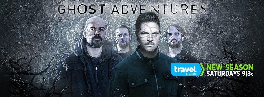 Paranormal investigation Ghost Adventures