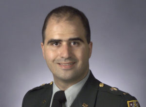 Mass murderers Nidal Hasan, Army Photo