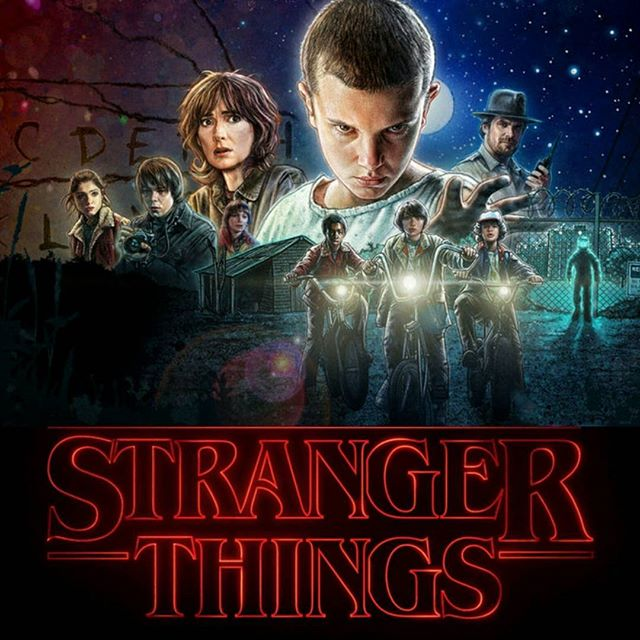 Duffer Brothers Stranger Things