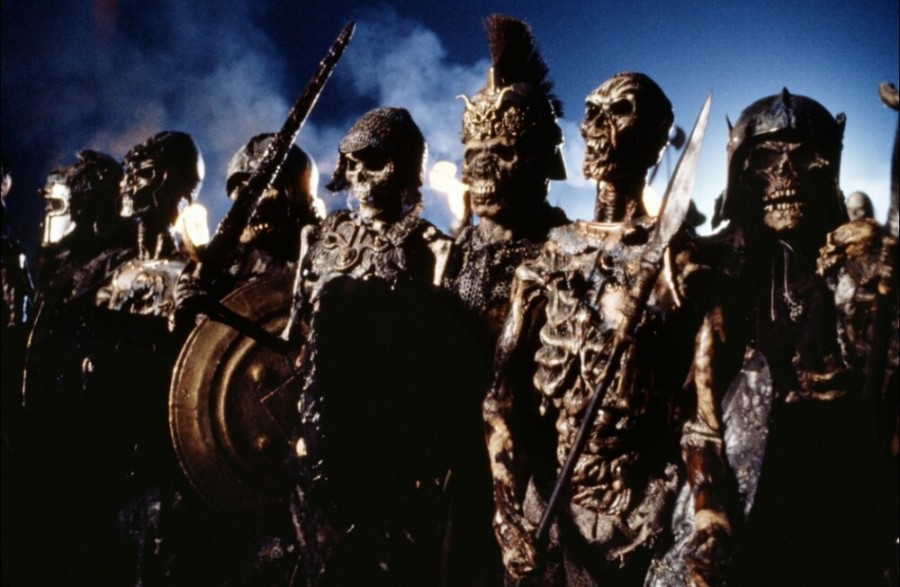 Evil Dead trilogy Army of Darkness
