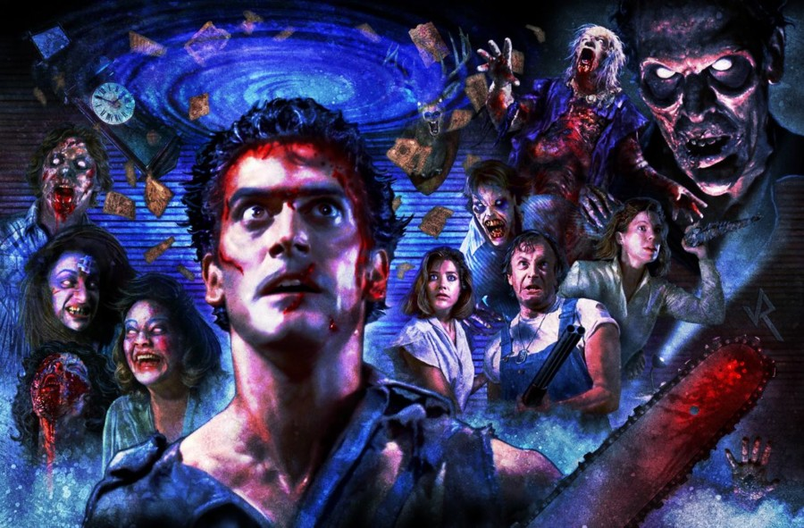 An EVIL DEAD Primer Celebrating Season 2 of ASH VS. EVIL DEAD, coming to Starz in October