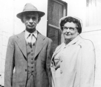 Richard Morton and Nannie Doss