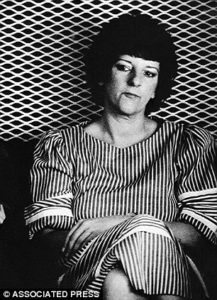 Nurse Genene Jones (via AP)