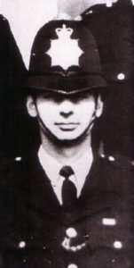 Dennis Nilsen as a constable