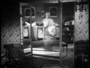 """Death in the Mirror"" (from the movie, Orpheus, 1950)"
