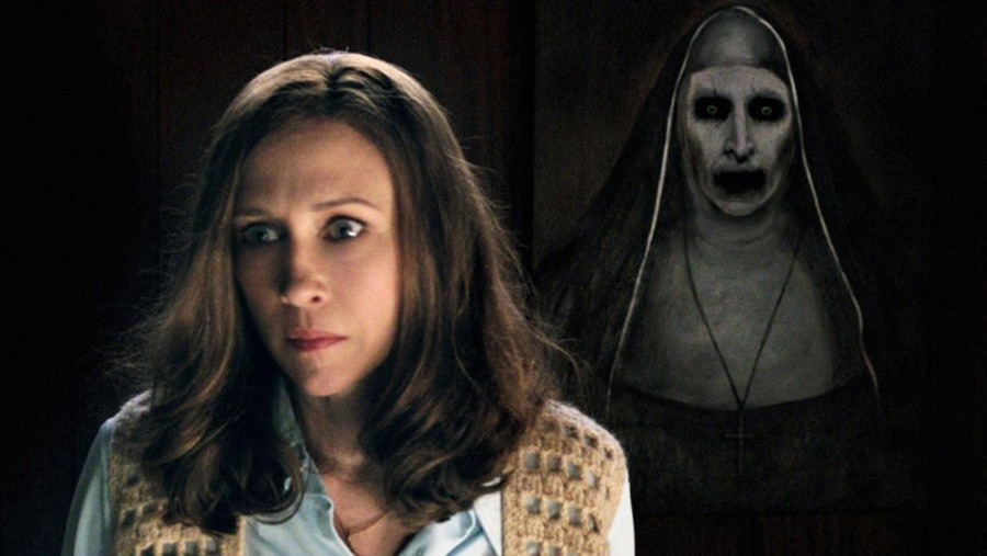 The Conjuring 2 Vera Marilyn