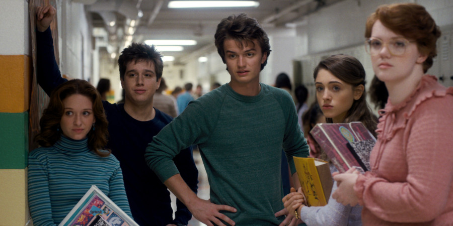 Stranger Things high school