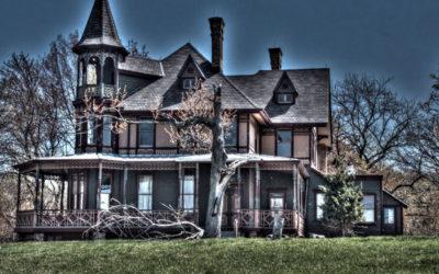 Bloody History of Staten Island's Haunted Kreischer Mansion Suicide, murder, ornate decor