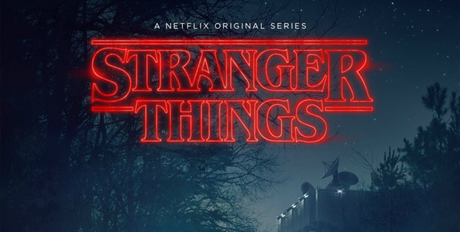 STRANGER THINGS Rocks the Summer on Netflix Watching Season 1 of neo retro smash