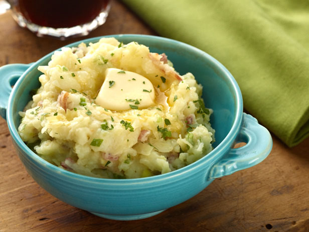 Halloween Divination Colcannon