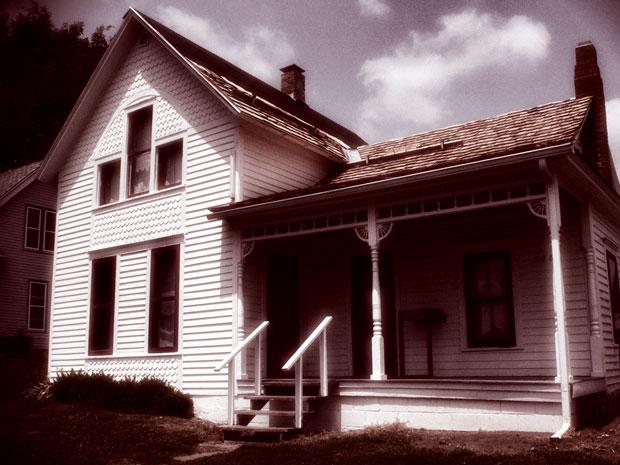 most haunted Villisca Axe Murder House