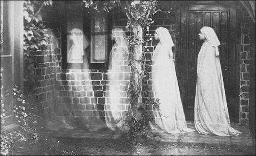 Samhain ghost