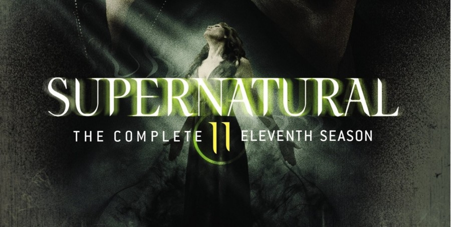 Supernatural Season11 blu-ray banner
