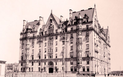 John Lennon, Rosemary's Baby, and the Ghosts of the Dakota It's Spook City on the corner of Central Park West and 72nd Street in NYC