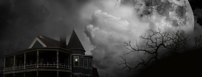 Halloween Symbols - Ghosts and Spirits - America's Most Haunted