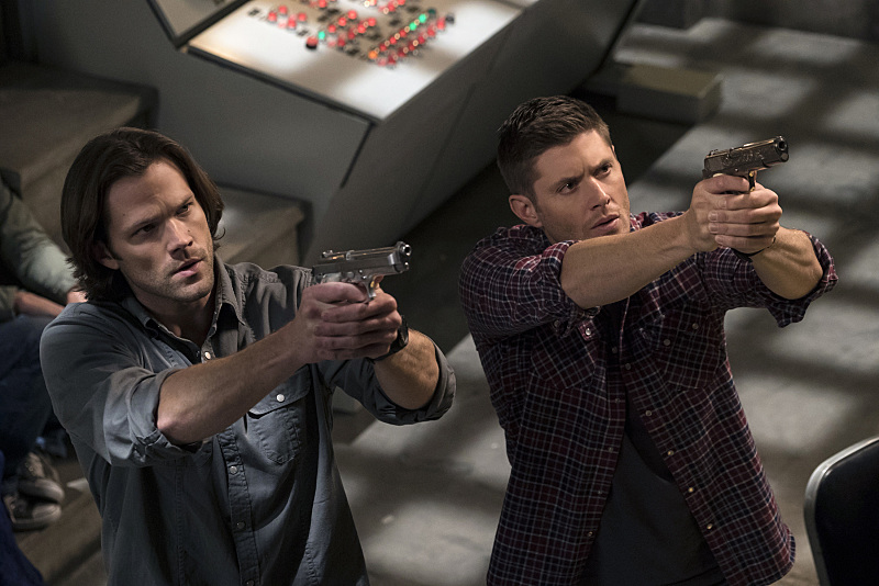 Supernatural alpha and omega