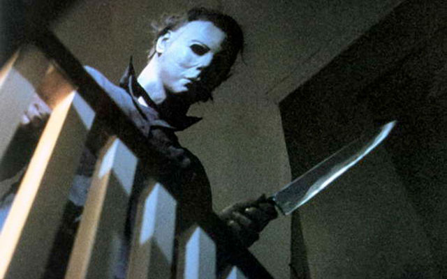 Horror icons Michael Myers