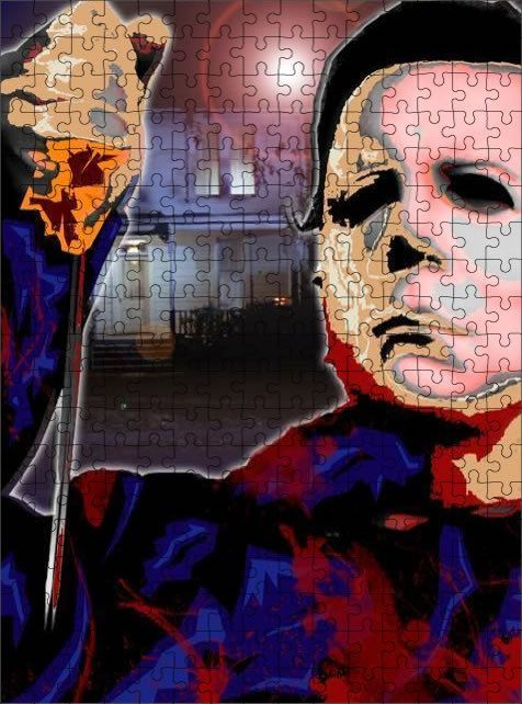"Psychoanalysis of Horror Icons Michael Myers and John ""Jigsaw"" Kramer Why do the boogiemen of HALLOWEEN and SAW series do the things that they do?"