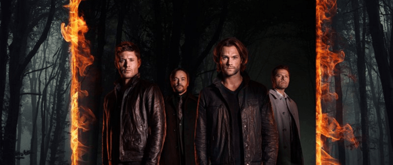 "Catching Up with SUPERNATURAL – ""American Nightmare"" ""The One You've Been Waiting For"" ""Celebrating the Life of Asa Fox"" Trilogy of Monster-Of-the-Week episodes"