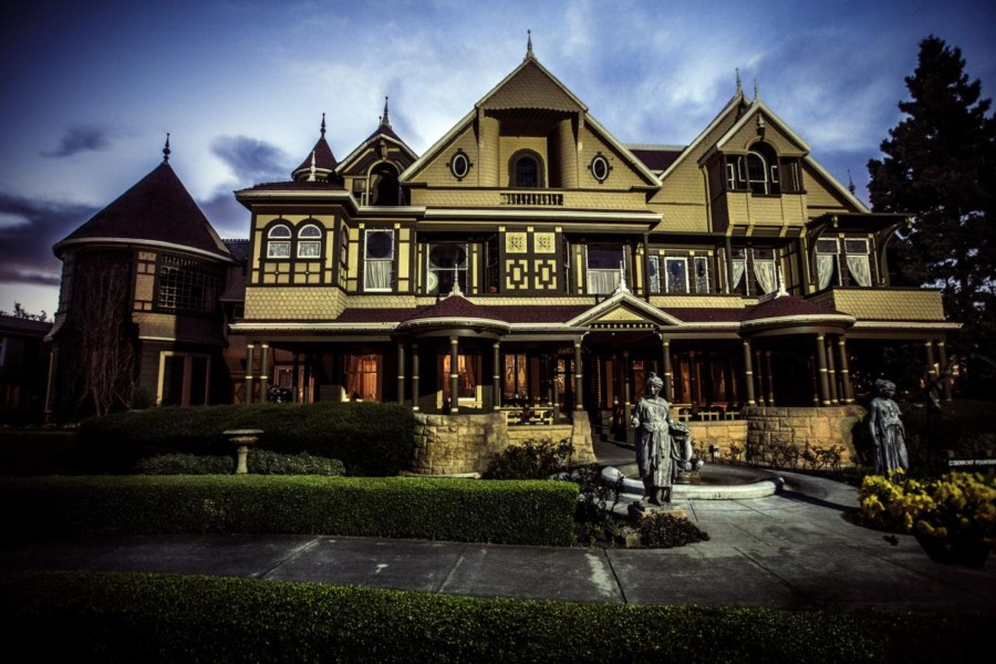 What Motivated Sarah Winchester to Build the Winchester Mystery House? Spirits? Freemasonry? Guilt?