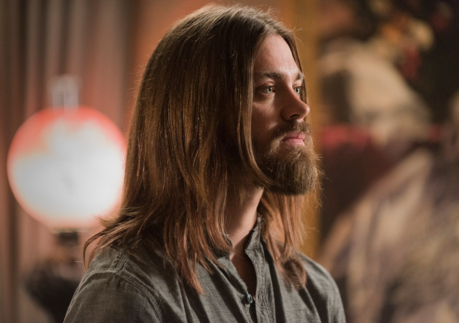 The Walking Dead ep 705 Jesus
