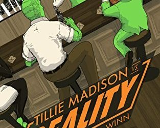 Talking Supernatural Adventure Novel TILLIE MADISON VS REALITY with Author P.L. Winn on After Hours AM/America's Most Haunted Radio