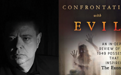 Talking with Steven LaChance, Author of CONFRONTATION WITH EVIL on After Hours AM/America's Most Haunted Radio New book reviews iconic St. Louis possession case that inspired THE EXORCIST
