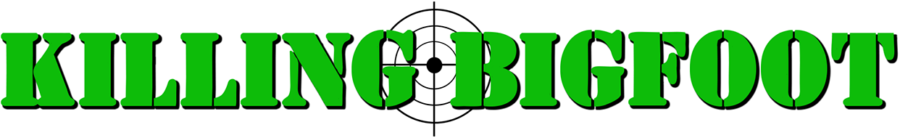 Killing Bigfoot logo