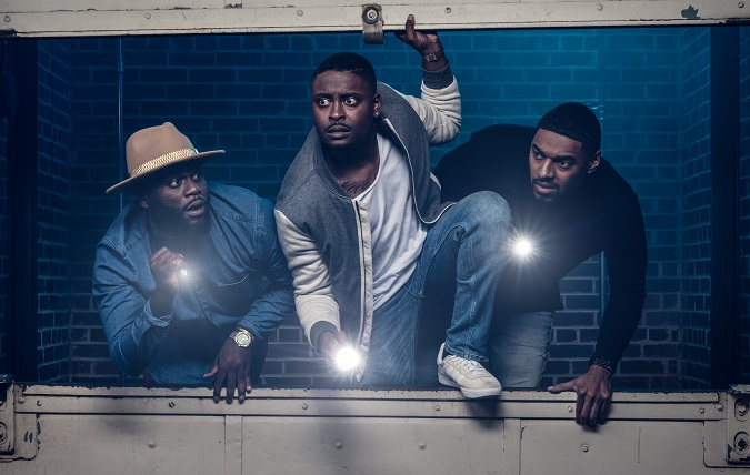 TLC's GHOST BROTHERS Talk Season 2 on After Hours AM/America's Most Haunted Radio Dalen, Juwan and Marcus return to the show!