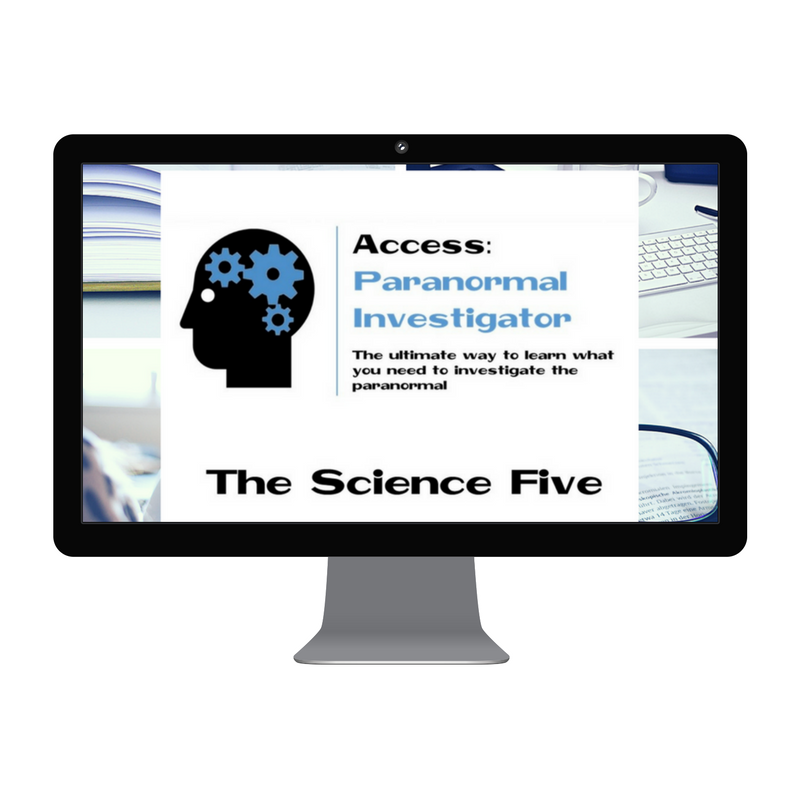 Access Paranormal The Science Five