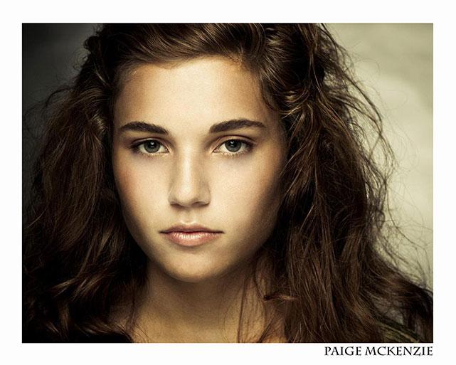 Sunshine Girl Paige McKenzie
