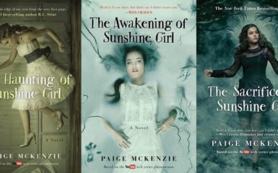 Exploring The HAUNTING OF SUNSHINE GIRL Series with Star/Author Paige McKenzie THE SACRIFICE OF SUNSHINE GIRL, finale of bestselling book trilogy available now
