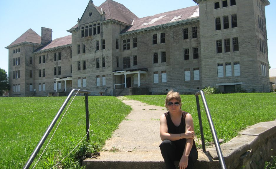 Examining Wildly Haunted Peoria State Hospital with Author, Paranormal Investigator Sylvia Shults on After Hours AM/America's Most Haunted Radio Some patients never leave